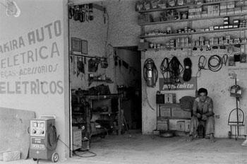 Oficina mecanica Akira
